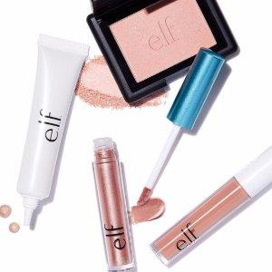 低至6折e.l.f. Cosmetics官网 精选畅销美妆套装特卖