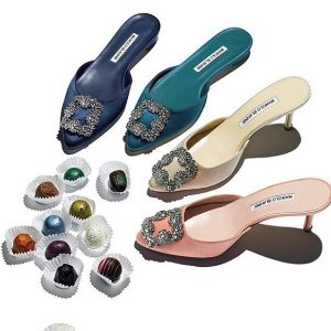 $125 Off $500Manolo Blahnik Women Shoes Purchase @ Neiman Marcus