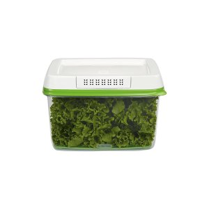 $7Rubbermaid  FreshWorks Produce Saver Food Storage Container Set