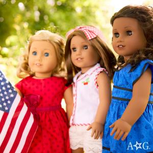 最后一天 第二件5折American Girl 娃娃官网 BeForever系列配件促销,小苏瑞等明星宝宝的最爱