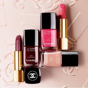 9折+退17%税 四色眼影好好看Harrods精选Chanel彩妆护肤品,收经典腮红