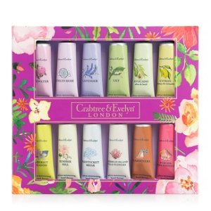 Dealmoon Exclusive! 60% OffLimited Edition Hand Therapy Set of 12 - now $28 @ Crabtree & Evelyn