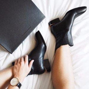 低至6折 断根靴款式超多 $297起提前享:Alexander Wang官网 私人特卖会精选美鞋热卖