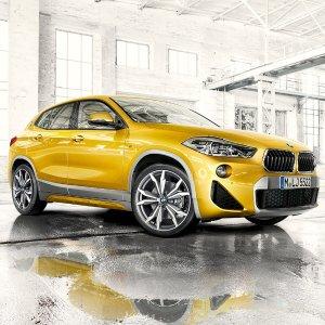 新生代利器,运动来袭全新2018 BMW X2 正式发布