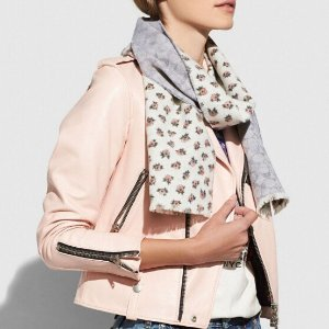 Last Day: Up To 50% OffScarves Sale @ Coach