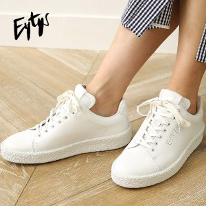 $93EYTYS Ace low-top leather trainers @ MATCHES FASHION