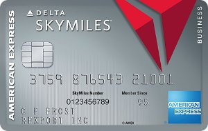 Limited Time Offer: Earn 70,000 bonus miles. Terms Apply.Platinum Delta SkyMiles® Business Credit Card from American Express