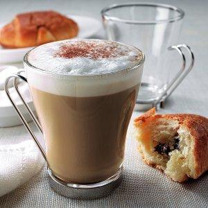 $12.99Bormioli Rocco Oslo 意大利经典咖啡杯套装 4个 7.5oz