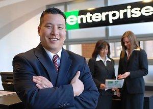每天$9.99起周末春游!Enterprise Rent-A-Car 周末租车优惠