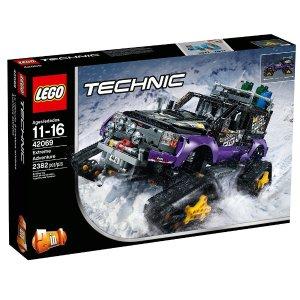 $164.99 (原价$239.99)LEGO 乐高 42069 科技机械系列 极地探险车