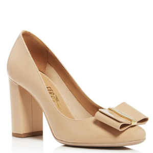 40% Off+Extra 20% OffSalvatore Ferragamo selected shoes sale @ Bloomingdales