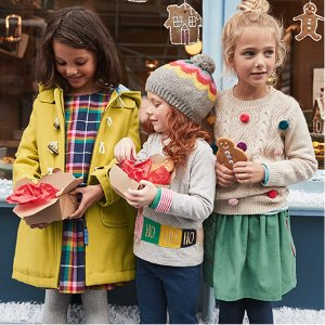 Extra 30% OffSale @ Mini Boden