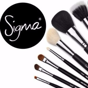 Up to 35% OffSite Wide  @ Sigma Beauty