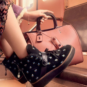 Up To 50% OffWoman Shoes Sale @ Coach