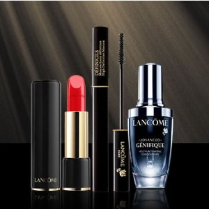 Up to $30 Off ANY Order @ Lancome