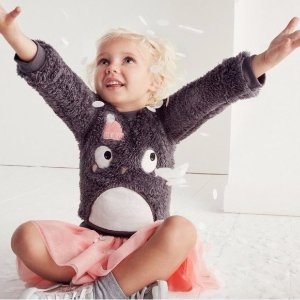 50% Off + $25 Off $100 + Free ShippingSitewide Sale @ Gymboree