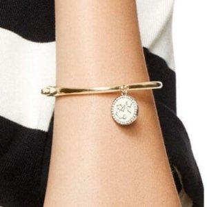 低至$34.95 + 额外6折Kate Spade 精选配饰,手表热卖