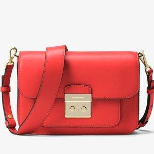 $298MICHAEL Michael Kors Sloan Editor Leather Shoulder Bag