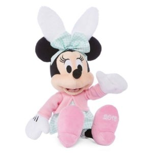$8Disney Mickey and Minnie Mouse Stuffed Animal @ JCPenney