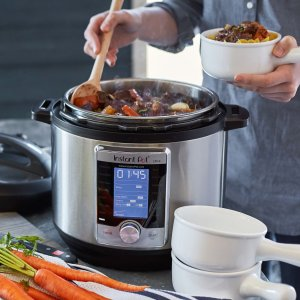 Today Only: 139.96 + Free ShippingInstant Pot Ultra, 6 qt.