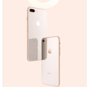 $699起 无线充电,玻璃背面最新发布 Apple iPhone  8 和 8 Plus 智能手机