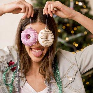 5折 圣诞贺卡也参加Cotton on 精选超可爱圣诞装饰品热卖