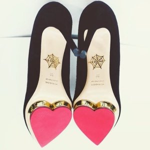 Up to 75% OffCharlotte Olympia @ SSENSE