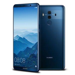 预订价$799无税 + $150 B&H礼卡全新安卓旗舰: Huawei Mate 10 Pro 128GB 无锁智能手机