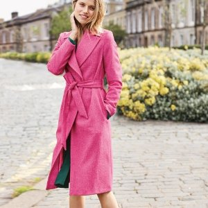 Up to 60% OffCoats & Jackets Sale @ Boden