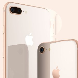 Up to $300 offBuy iPhone 8, 8 Plus with Verizon Unlimited and Trade-in