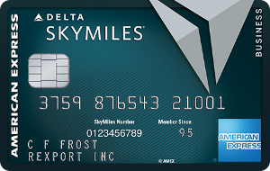 Earn 40,000 bonus miles and 10,000 MQMs. Term Apply.Delta Reserve for Business Credit Card