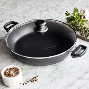 $99Scanpan Classic Chef's Pan with Lid
