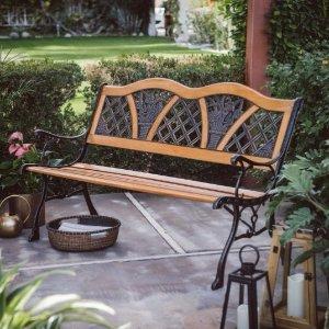$53.98Coral Coast木质铁艺花园庭院超低价