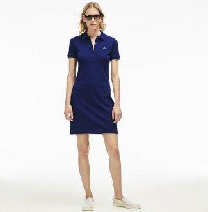 $76.99 (原价$155)Lacoste 女款经典Polo裙 2色可选
