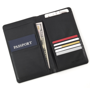$7Samsonite Travel Wallet