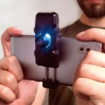 Inceptor Augmented Reality Smartphone Laser Tag for Father.IO Buy 3