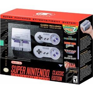 $79.99手慢无:Nintendo SNES 超级任天堂 纪念版