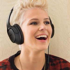 $69Bose SoundTrue around-ear wired headphones II Samsung and Android™ devices, Navy Blue/Black