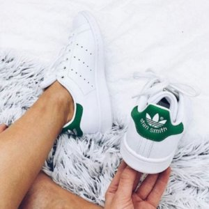 低至3折! $29.95起手慢无:Adidas STAN SMITH 超人气小白鞋大促!男女款、儿童款全都有!