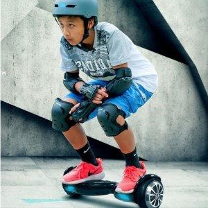 $259.99(原价$399.99)Deals Spotlight: Swagtron Urban Rider 2.0 体感平衡板带蓝牙扬声器