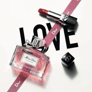无门槛8.5折+包邮Dior 美妆护肤品热卖,超值套装也参加