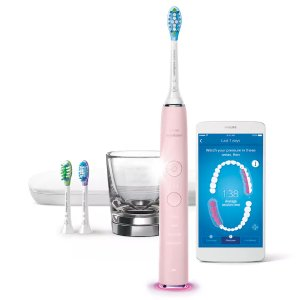 As Low As $106.99 After Rebate + $20 Kohl's CashPhilips Sonicare DiamondClean Smart Electric Toothbrush with Bluetooth
