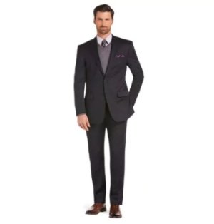 $199 ($698)Jos. A. Bank Men's Classic Collection Wool Suit Sale
