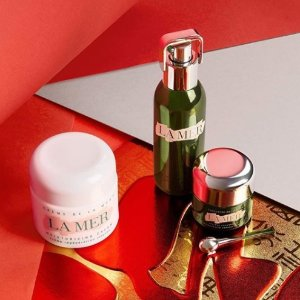 15% OffWith Over $100 La Mer Purchase @bluemercury