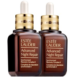 15% Off + Free Giftwith Estee Lauder Advanced Night Repair Synchronized Recovery Complex II Duo Purchase @ macys.com