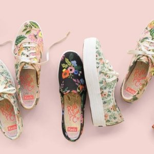 Up to 40% offSelected Keds X Rifle Paper Collection! @ Keds