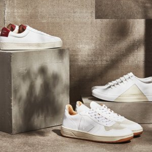 Extra Up to 30% OFFVeja Zespa Golden Goose Men's White Shoes Sale