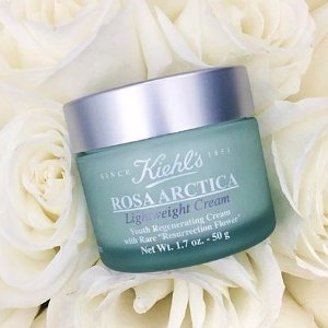 Enjoy $20 offwith Purchase of Moisturizers Products @ Kiehl's