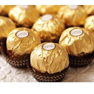 买一个第二个半价CVS Ferrero Rocher 费列罗巧克力促销