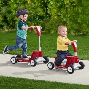 $24Radio Flyer Scoot 2 Scooter Ride On